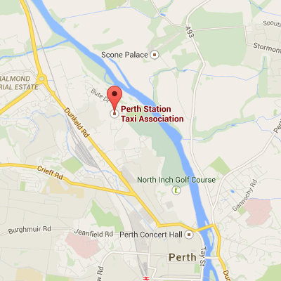 Perth Station Taxis - Perthshire